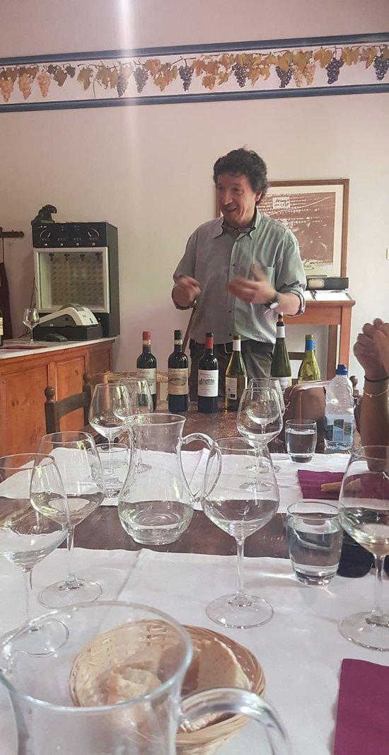 Fantastic winery