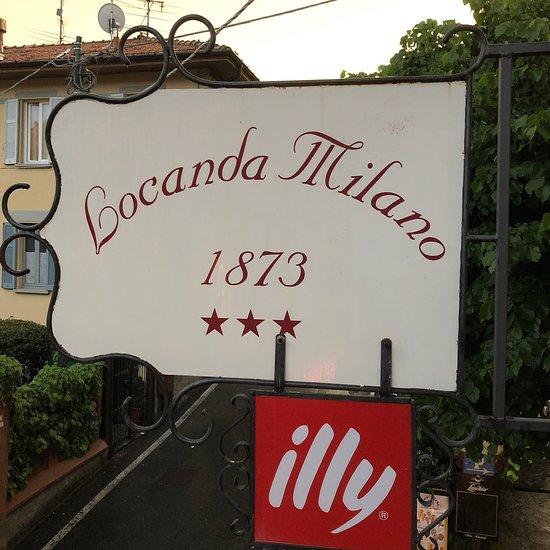 Locanda Milano 1873