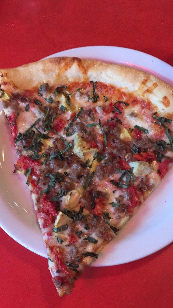 Za Pizza San Francisco Russian Hill