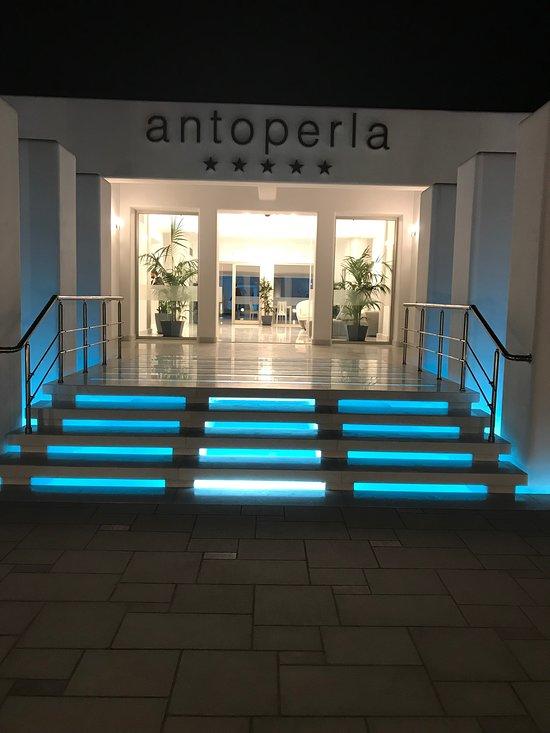 Antoperla Luxury Hotel Spa Prices Reviews Santorini Perissa
