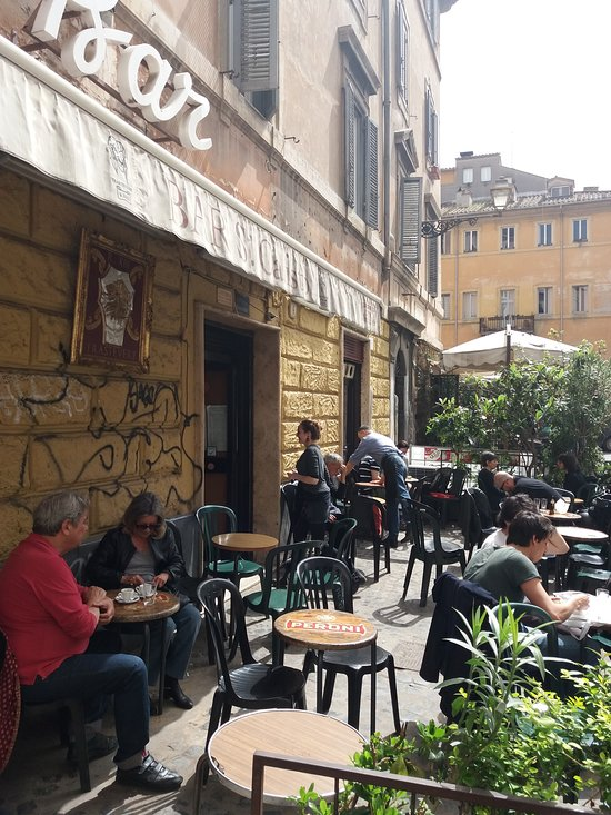 Bar San Calisto, Rome - Get Bar San Calisto Restaurant ...