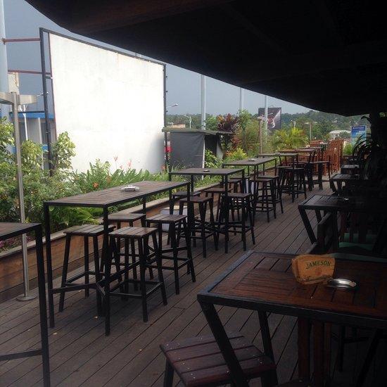 Le Balcon Kinshasa Restaurant Reviews Photos Phone Number