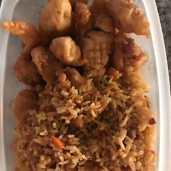 China Wok Restaurant: China Wok Chinese Restaurant, Kingsland
