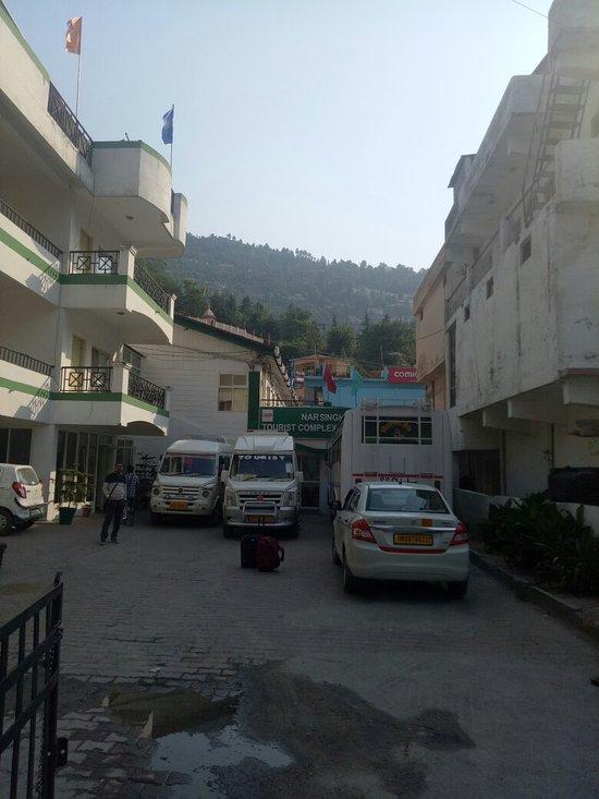 GMVNL Tourist Bungalow Main Bazaar