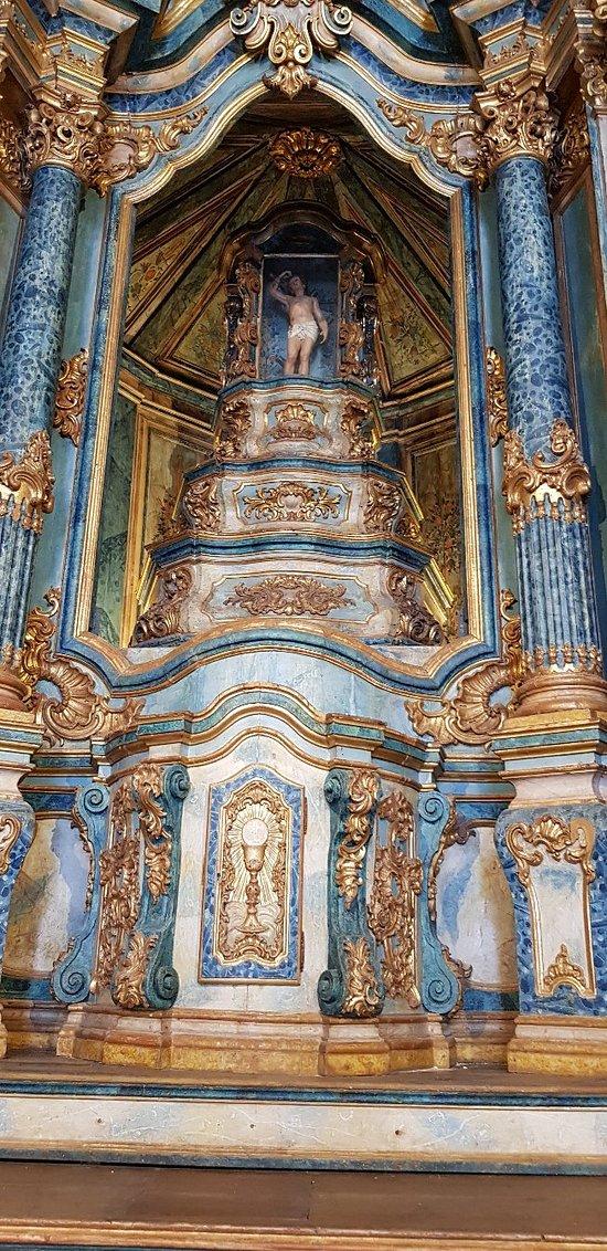 S. Sebastian Chapel