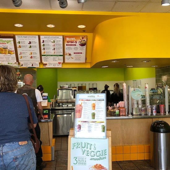Jamba Juice Coeur D Alene Photos Restaurant Reviews