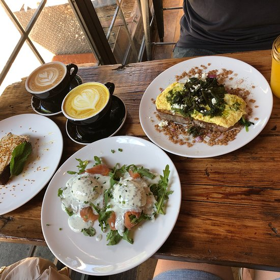 Milk & Honey Cafe, Brooklyn - Menu, Prices & Restaurant Reviews - Order Online Food Delivery ...