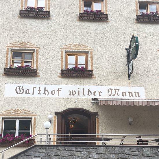 Gasthof Pension Wilder Mann