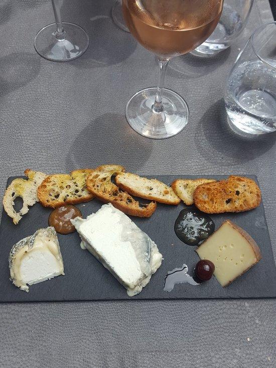 Carte Restaurant Le Patio Amboise