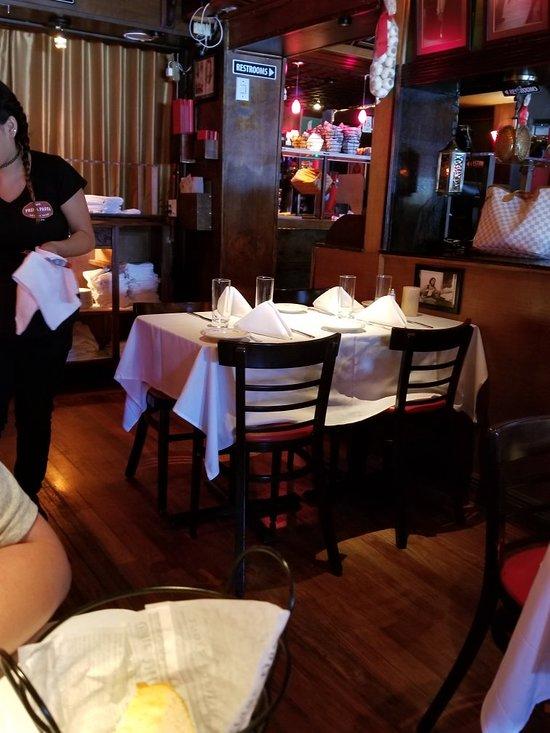 Cafe Prima Pasta Miami Fl