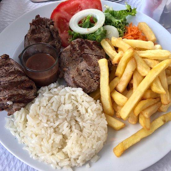 imagem Restaurante Castelinho em Velas