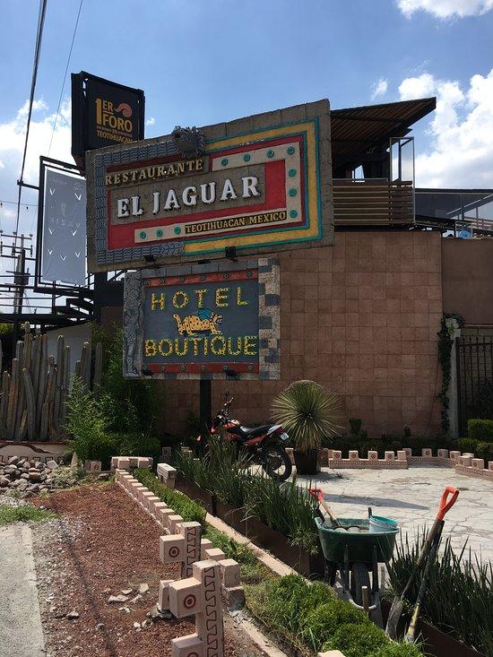 Hotel Boutique El Jaguar