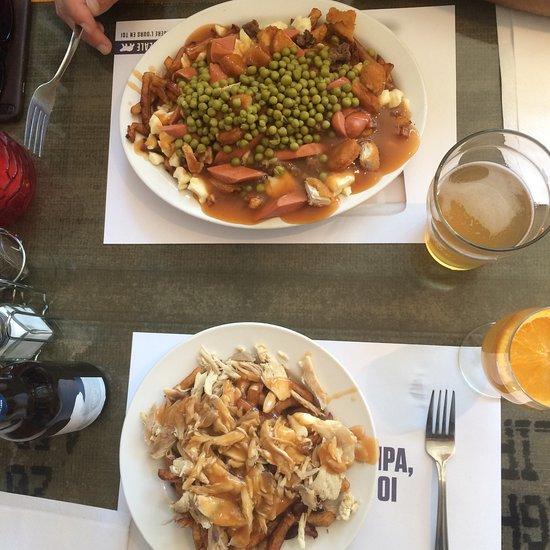 Casse Croute Normand Montreal Comentários De Restaurantes Tripadvisor