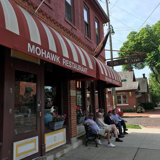 Old Mohawk Restaurant, Columbus