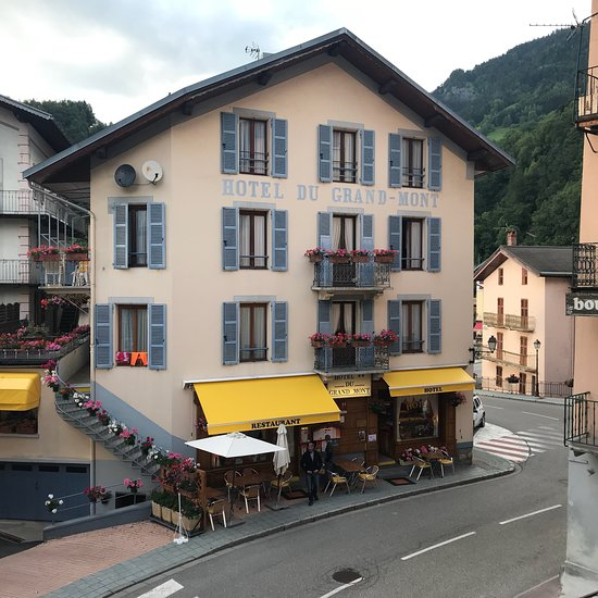 Hotel Restaurant du Grand-Mont