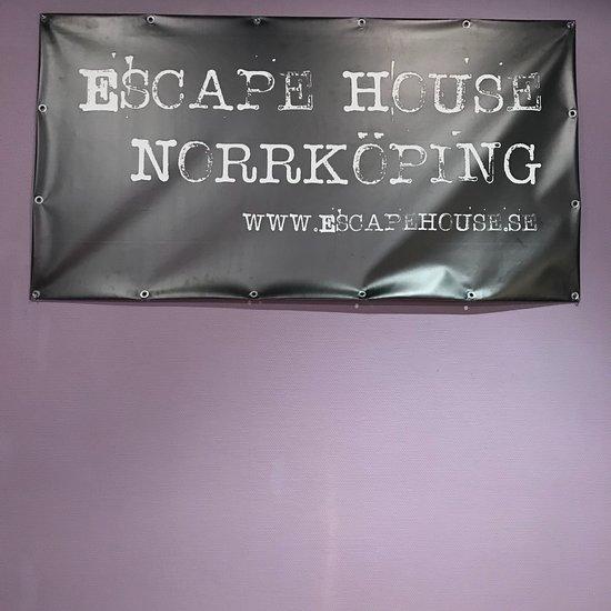 escape house norrköping