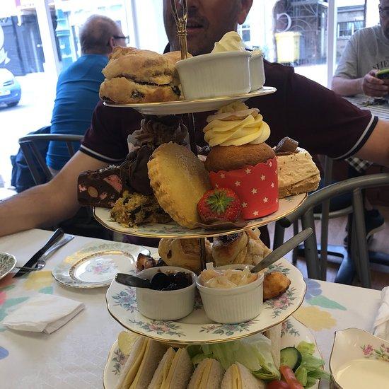 Sonias Cake Coffee Shop Dinnington Restaurant Reviews