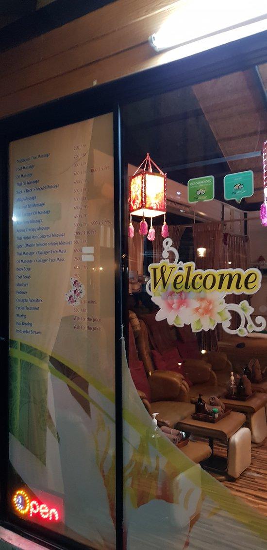 sunshine thai massasje thaimassagekatalogen