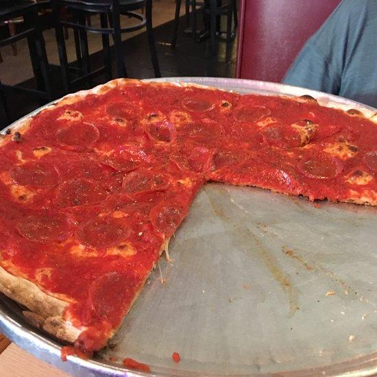Tony S Famous Tomato Pie Philadelphia Photos Restaurant Reviews Order Online Food Delivery Tripadvisor
