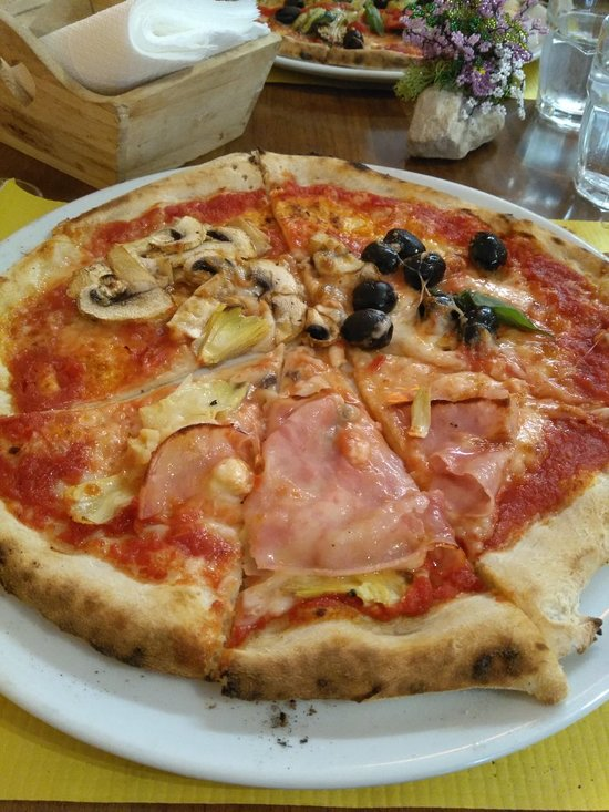 Pizzeria la nonna papera santa maria degli angeli restaurant avis num ro de t l phone - Pizzeria la nonna ...