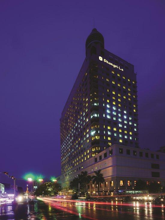 Sule Shangri-La Yangon