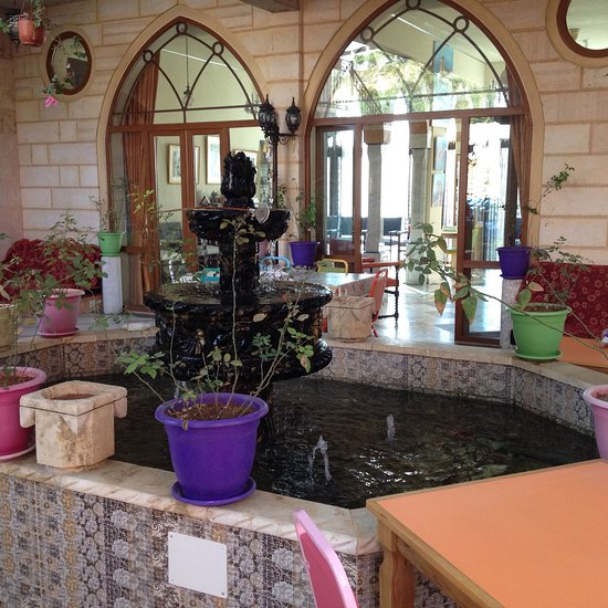 Damask Rose, Lebanese Guest House