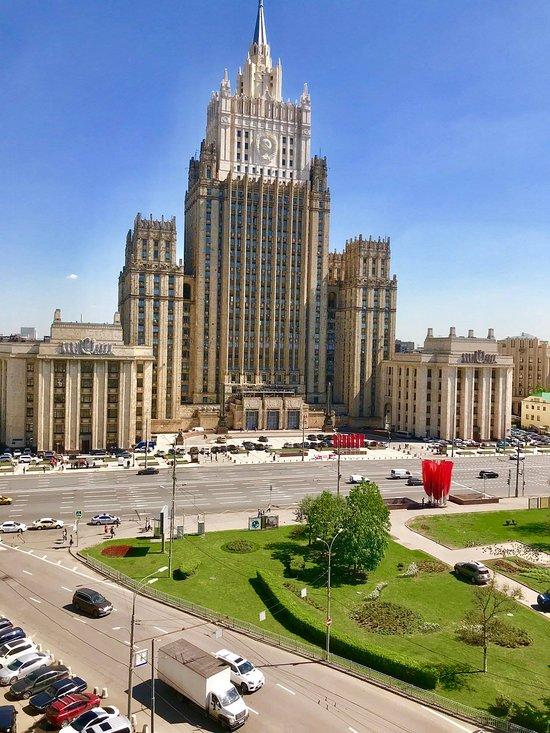 AZIMUT Отель Смоленская Москва