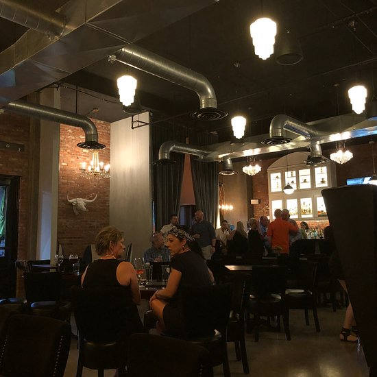 Metropolitan A Speakeasy Amarillo Restaurant Reviews