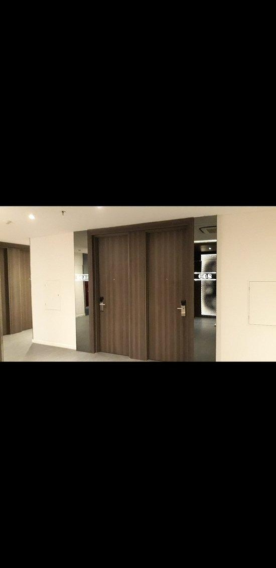 Modern stylish hotel