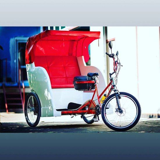 ECO Tricycle TOURS