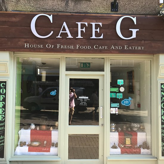 Restaurant Reviews Photos: Cafe G & Restaurant, Belper
