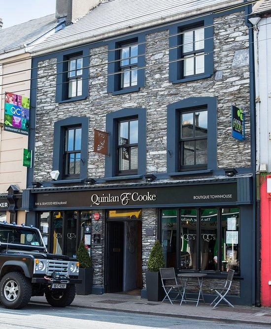 Quinlan & Cooke Boutique Townhouse
