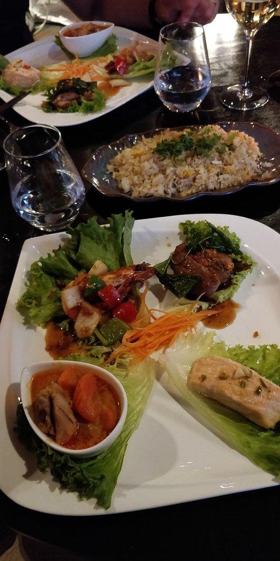 Restaurant  Vert Saint Denis