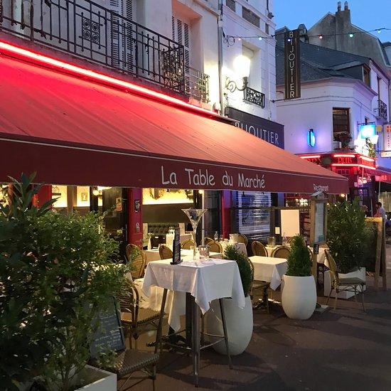 La table du marche trouville sur mer restaurant reviews - A la table du marche narbonne ...