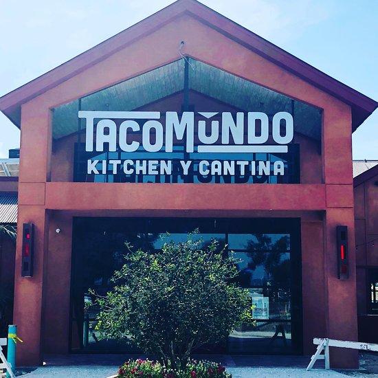 Taco Mundo Kitchen Y Cantina North