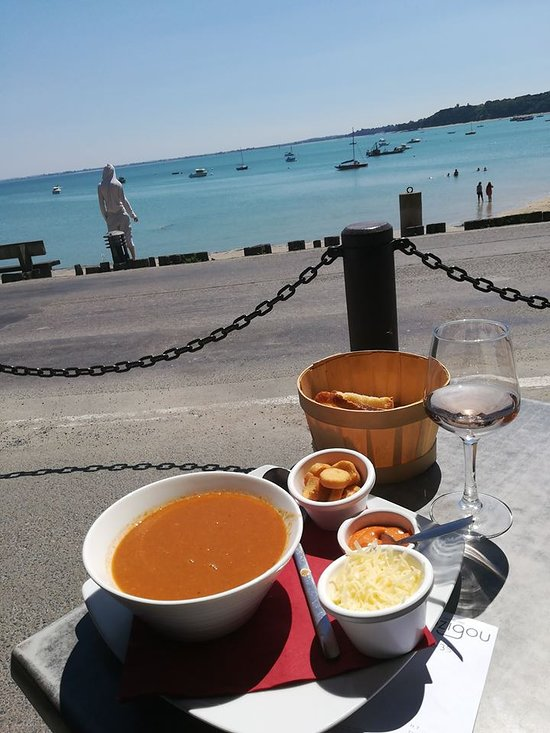 Best Restaurant In Cancale