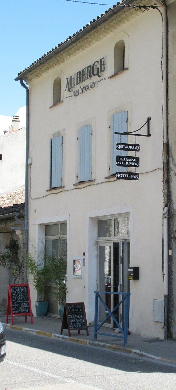 Auberge De L'Aygues