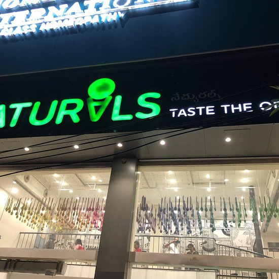 Naturals Ice Creams Hyderabad Restaurant Reviews Phone