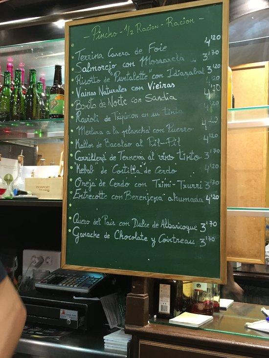 Borda Berri, San Sebastian - Donostia - Restaurant Reviews, Phone ...