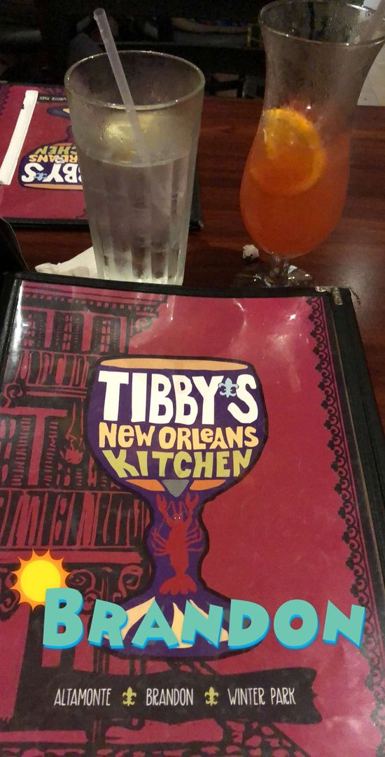 Tibby S New Orleans Kitchen Brandon Restaurant Reviews Phone Number Photos Tripadvisor
