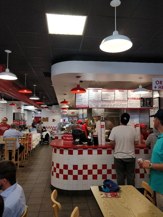 Five Guys Burgers And Fries Toronto 329 Yonge St Downtown Restaurant Reviews Phone Number Tripadvisor