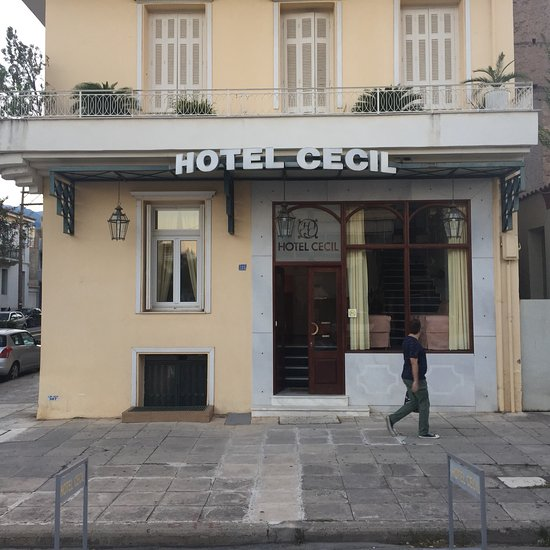 Hotel Cecil Sparta