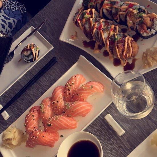 sushi søstre ski åpningstider
