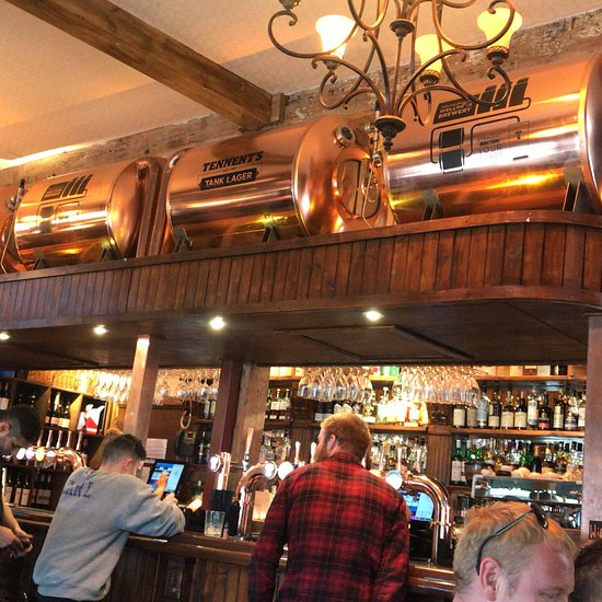 Malones Irish Bar, Edinburgh - Old Town - Restaurant ...