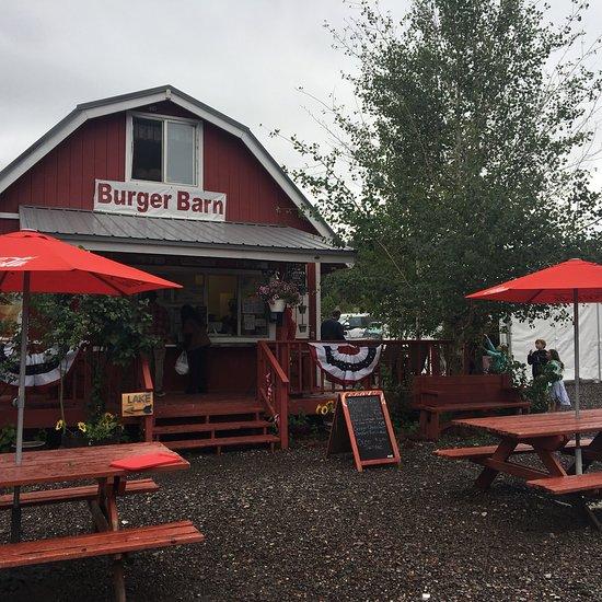Burger Barn Panguitch Lake Restaurant Reviews Photos