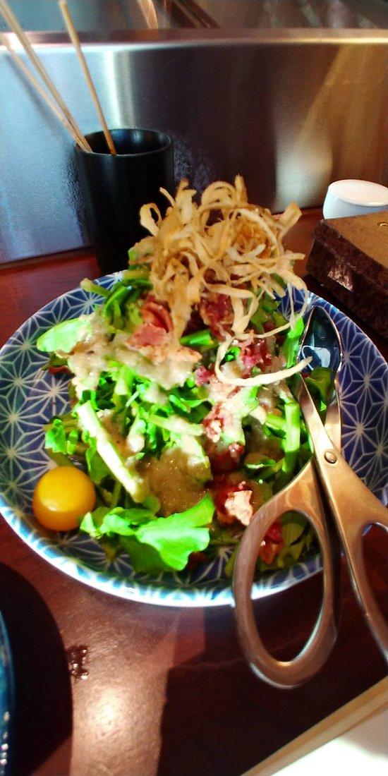 Great Yakitori, Interesting and Tasty Extras