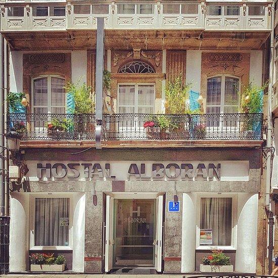 Hostal Alboran