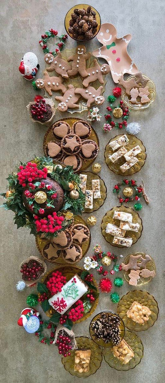 Christmas at Flour Drum