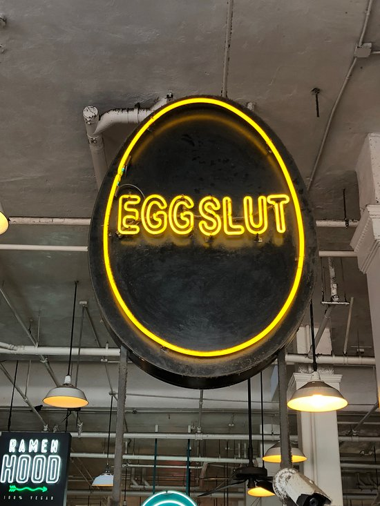 Eggslut, Los Angeles - 317 S Bdwy, Stadtzentrum - Restaurant ...