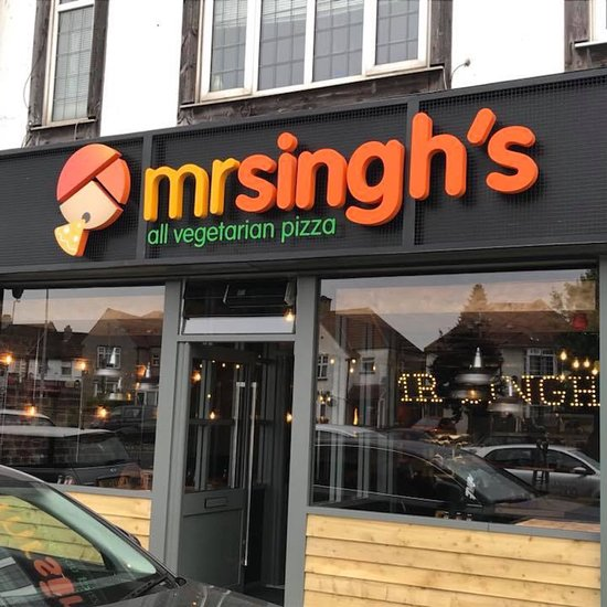 Mr Singhs Pizza Hounslow Menu Prices Restaurant
